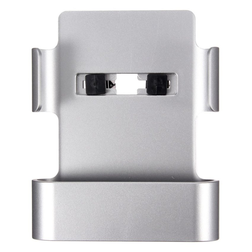 Universal In Car Air Vent Mount Bracket Car Stand Holder Cradle For Smart phone (Silver) (Intl)