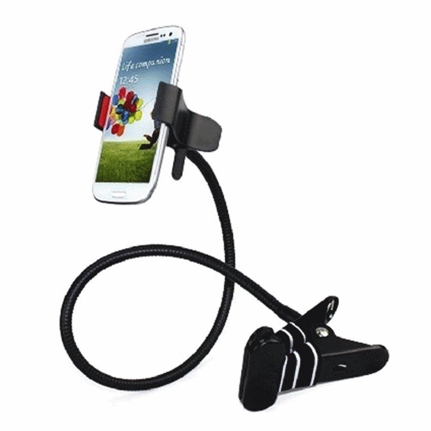 Universal Lazy Mobile Phone Monopod - Tripod-8 - Kuning