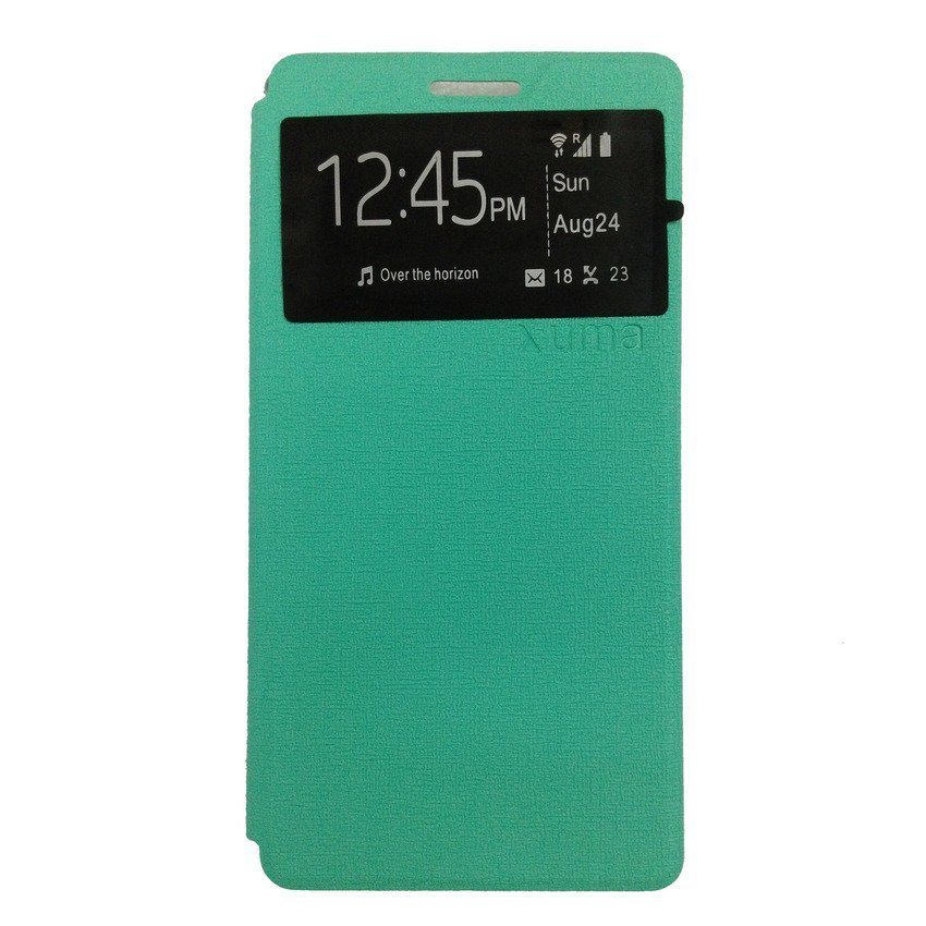 Universal Leather Case Lenovo A6000 - Tosca