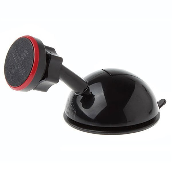 Universal Magnetic Car Suction Cup Holder Stand for Smartphone - JHD-32HD76 - Hitam