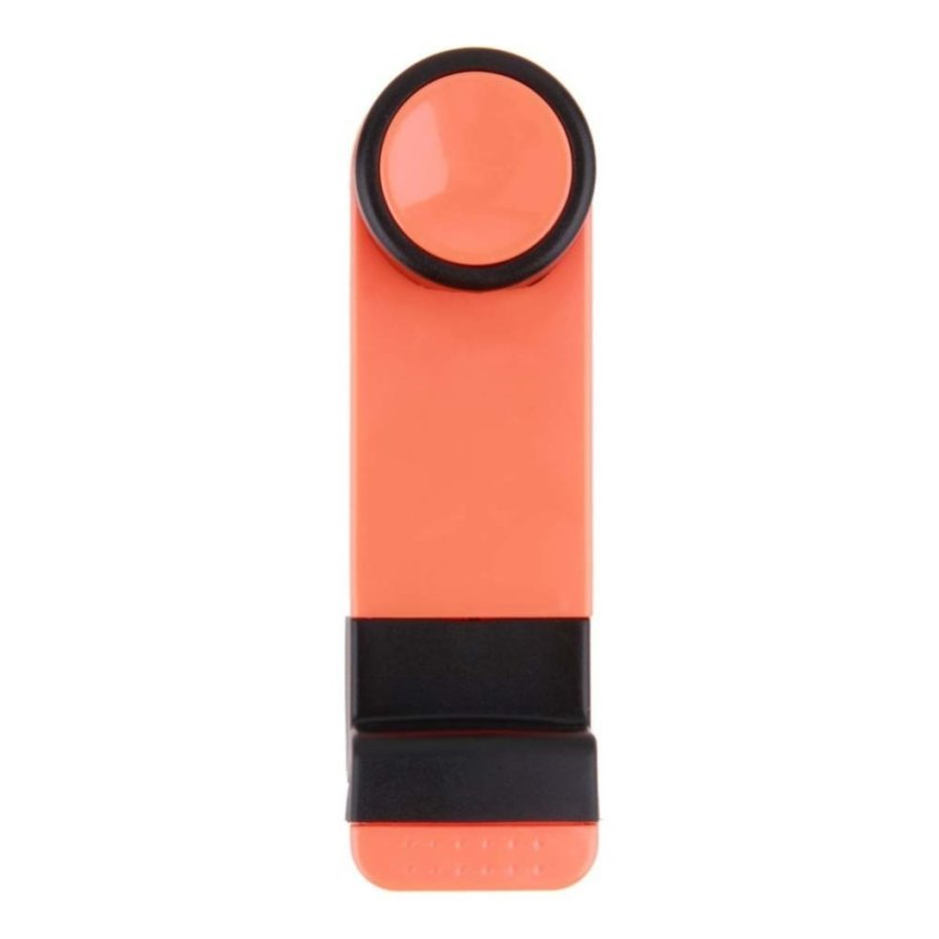 Universal Portable Car Air Vent Mount Holder Cradle for Cell Phone GPS (Orange) (Intl)
