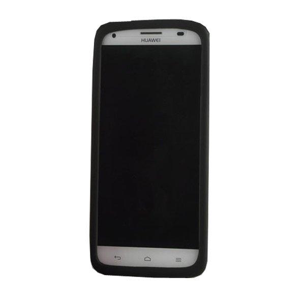 Universal Ring Case Bumper Bolt Powerphone E1 - Hitam