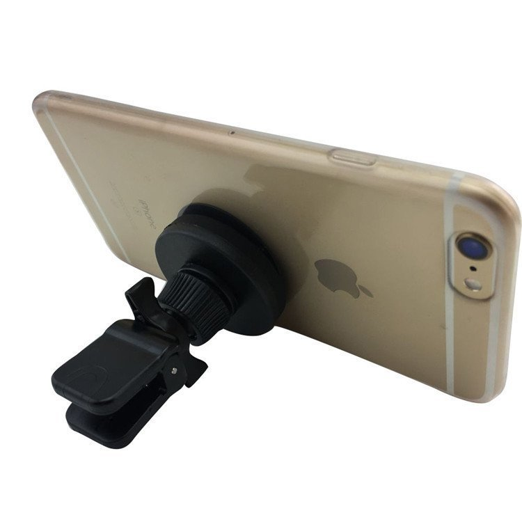 Universal Stand Car Mounts Phone Holder For Mobile Apple iPhone Nokia GPS Car Air Vent Mount Holder (Black) (Intl)