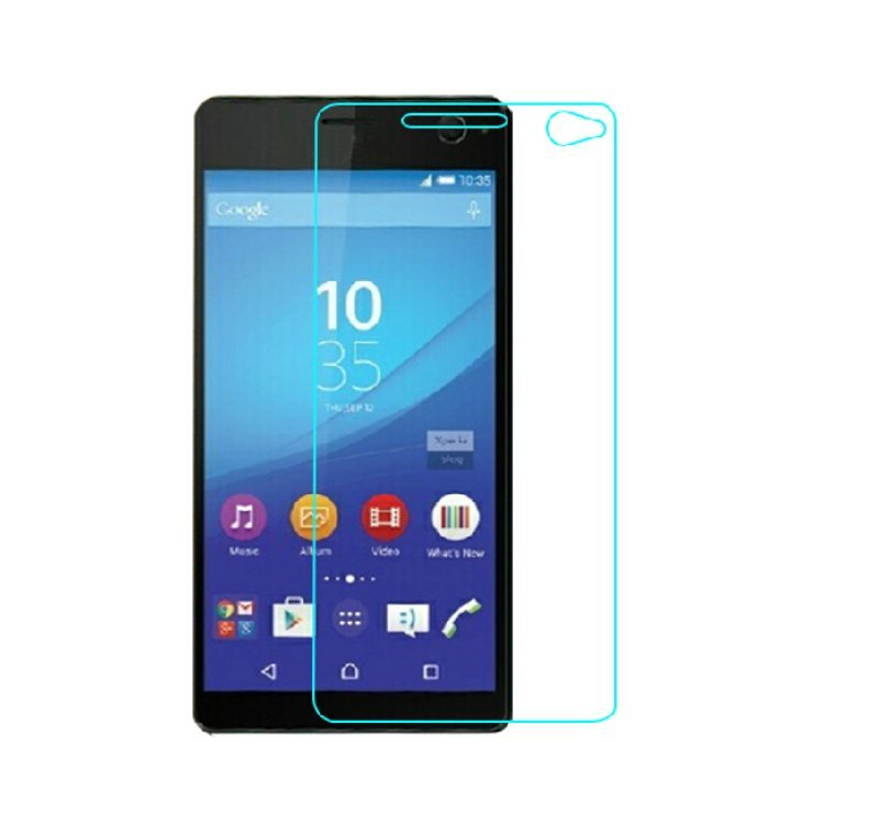 USA Tempered Glass for Sony Xperia C4-Clear