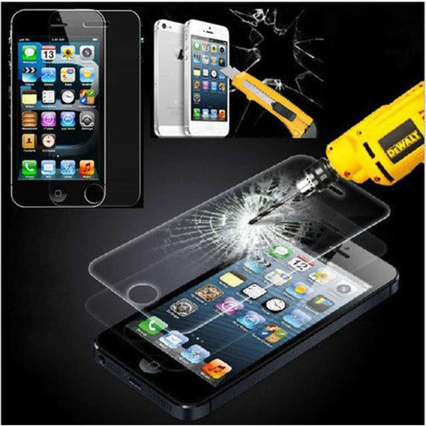 USA Tempered Glass for Vivo Y 28 - Clear