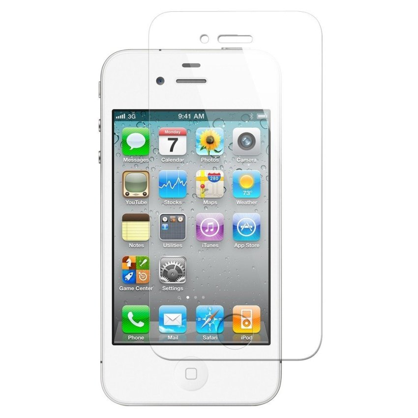 USA Tempered Glass Protection iPhone 4/4s Screen