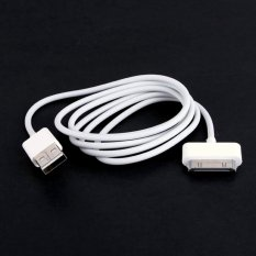 Usb Charger Sync Data Cable For IPad2 3 IPhone 4 4.3g IPod Nano Touch