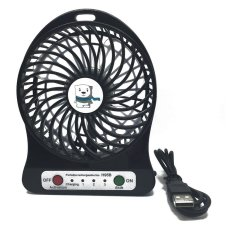 USB Kipas USB Mini Fan F95B - Hitam