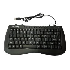 Usb Mini Keyboard Murago MSK 1000A Usb - Hitam