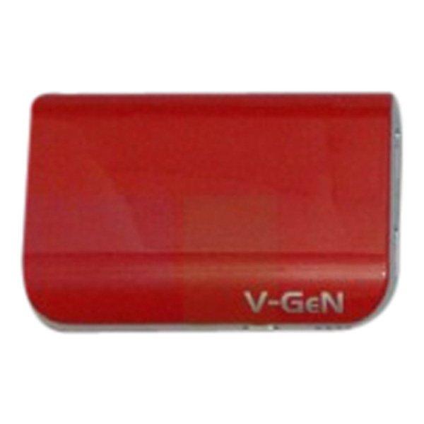 V-Gen PowerBank V10K1 10400mah- Merah