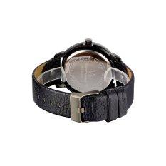 V6 257 Frosted Leather Fashion Analog Quartz Wrist Watch (Intl)