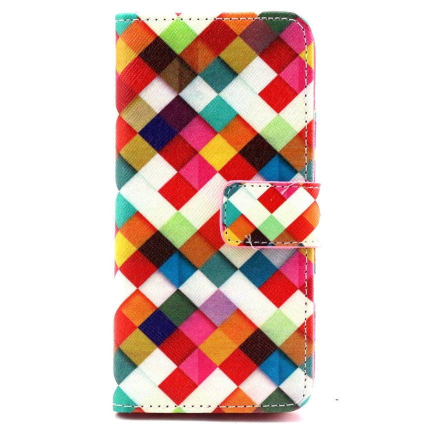 Vanki Art Designed Pattern Silicone Cover Skin Protector for iPhone 6/6S (Multicolor) (Intl)