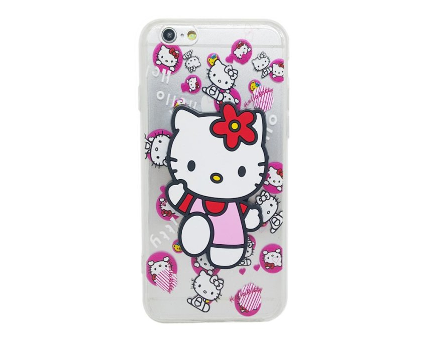 Vanki TPU Art Designed Pattern Silicone Case Back Cover Skin Protector for iPhone 6/6S (Intl)