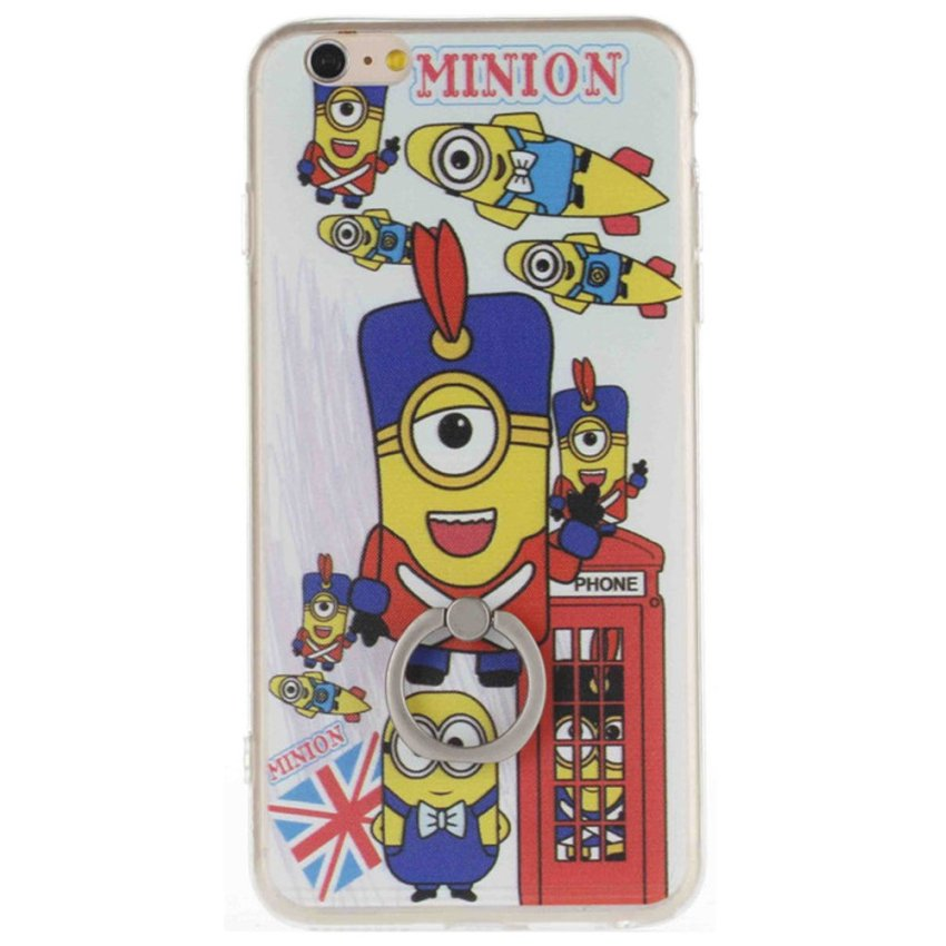 Vanki TPU Art Designed Pattern Silicone Case for iPhone 6/6S (Intl)