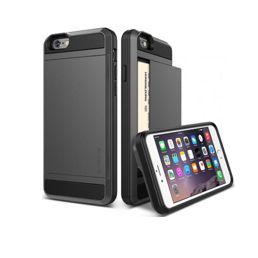 Verus Damda Sliding Case for iPhone 6 Plus - Hitam
