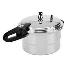 Vicenza Pressure Cooker 12L - 28 cm - Silver