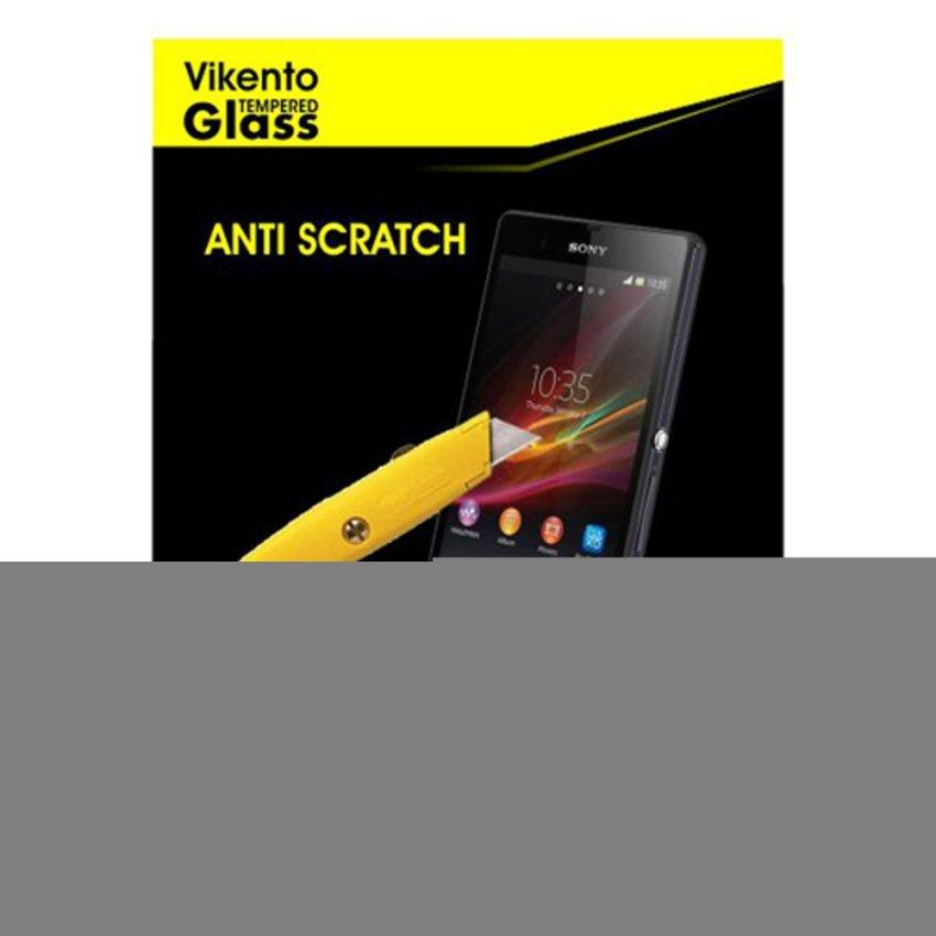 Vikento Glass Tempered Glass Untuk Xiaomi Redmi Note2 - Premium Tempered Glass - Anti Gores - Screen Protector