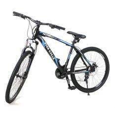 "Viva Cycle Morelli 660 26"" MTB 21sp Shimano Sepeda Gunung - Black Matt - Gratis Pengiriman JABODETABEK"