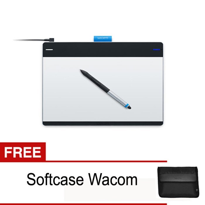 Wacom Intuos Pen and Touch Medium CTH680 - Silver