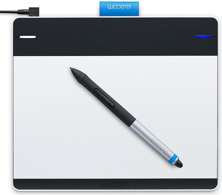 Wacom Intuos Pen and Touch Small CTH480 - Free Softcase