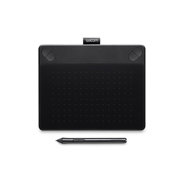 Wacom Pen & Touch Tablet Medium - Intuos Art - CTH-690/K0-CX - Hitam
