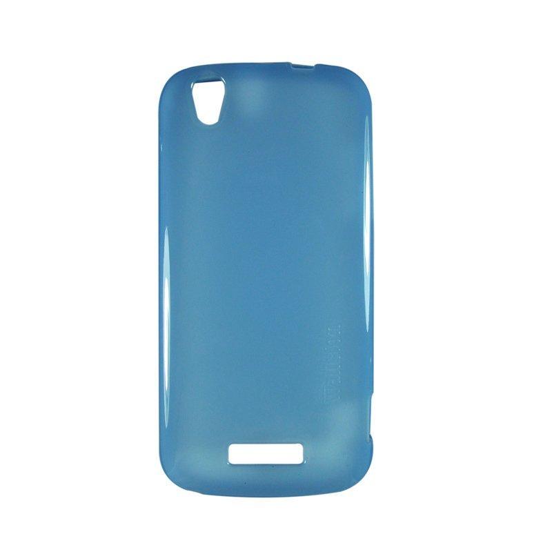 Wallston TPU case for smartfren andromax V Blue