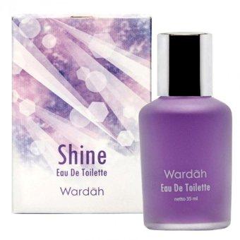 Wardah Eau De Toilette Shine 35Ml