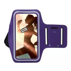"Welink Iphone 6/6s Case, Outdoor Sports Running Jogging Cycling Gym Armband Arm Band Phone Case Cover Holder For IPhone 6/6.4.7"" (Purple) (Intl)"