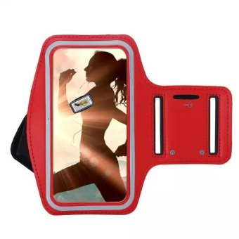 "Welink Iphone 6/6s Case, Outdoor Sports Running Jogging Cycling Gym Armband Arm Band Phone Case Cover Holder For IPhone 6/6.4.7"" (Red)"