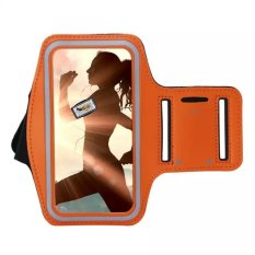 "Welink Iphone 6 Plus / 6s Plus Case, Outdoor Sports Running Jogging Cycling Gym Armband Arm Band Phone Case Cover Holder For IPhone 6 Plus / 6S Plus 5.5"" (Orange) (Intl)"