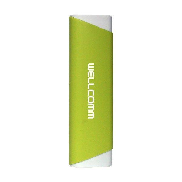 Wellcomm Pwersafe - 2300 mAh - Hijau