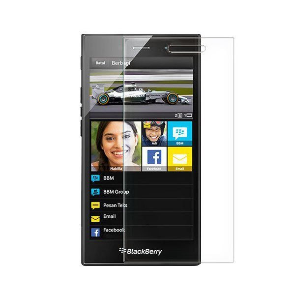Wellcomm Screen Protector Easy Wipe Blackberry Z3