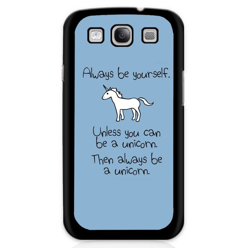 White Unicorn Painting Phone Case for Samsung Galaxy Grand 2 (Multicolor)