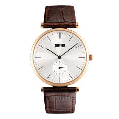 WHSK01.2017 Hot New Arrival Business Men Fashion Watches For 11.11 Promotion (Ivory)