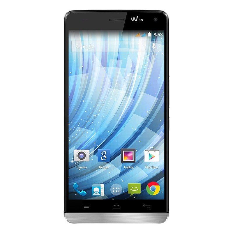 """Wiko Getaway 5"""" Dual SIM - 16 GB - Putih"""