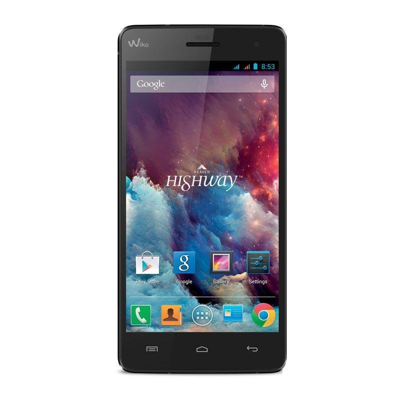 Wiko Highway Signs 4750 H -8GB -Black