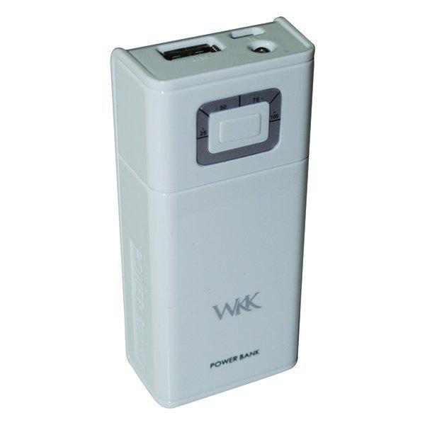 WKK Powerbank W078 6000mAh - Putih