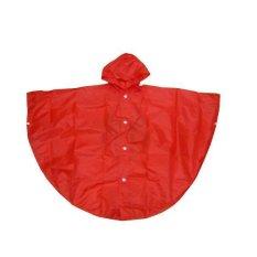 Wonderland Jas Hujan Anak Merah