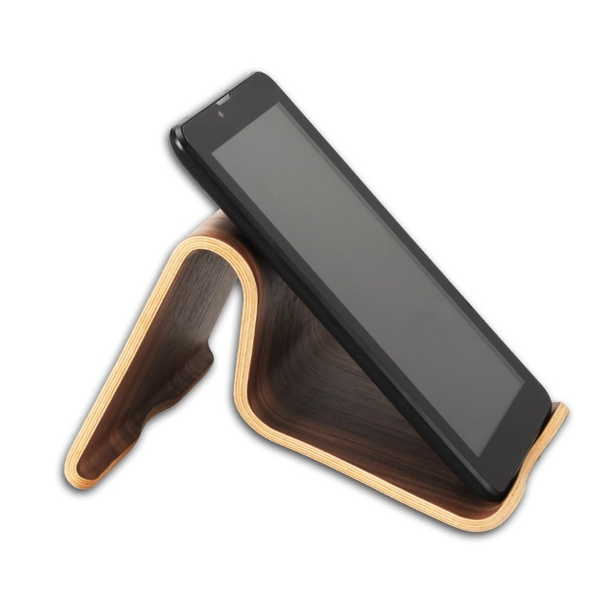 Wooden tablet holder pad stand car 7inch Fashion Tablet PC Stand Holder Bracket Universal for pad Air 2 3 4 mini best quality (Intl)