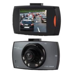 "XCSource 2.7"" 1080P Dashboard Camera/Kamera Dashboard Mobil DVR G-sensor - Hitam"