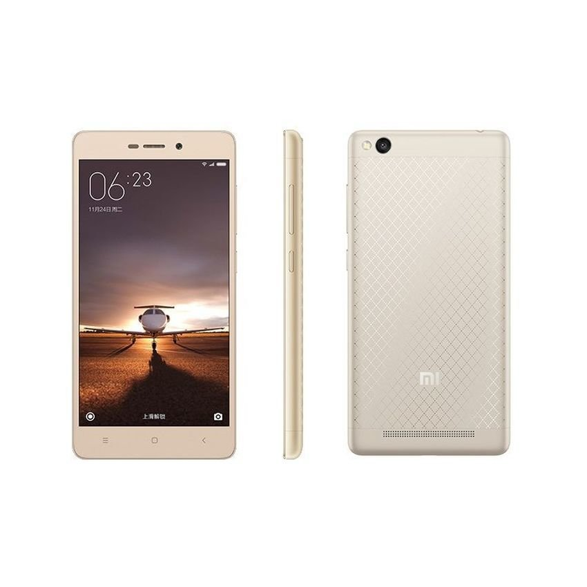 Xiaomi Redmi 3 - 16GB - Gold
