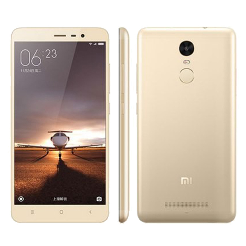 Xiaomi Redmi Note 3 - 16GB - Gold