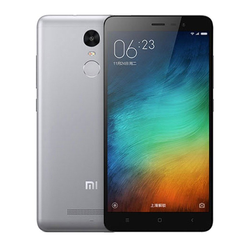 Xiaomi Redmi Note 3 4G LTE - 2 GB - 16 GB - Grey