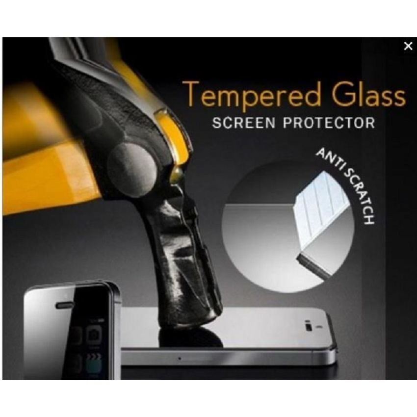 Xpro Tempered Glass Iphone 6 (5.5 inch) Clear Depan - Belakang