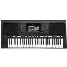Yamaha Keyboard PSR S-770 - Hitam