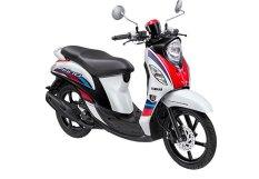 Yamaha Motor Fino Sporty - Putih