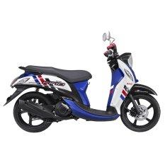 Yamaha Motor Mio Fino Sporty - Biru