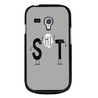 YampM Cell Phone Case For Samsung Galaxy S3 Mini Funny