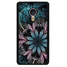 Y&M Unique Floral Meizu M2 Note Phone Cover (Multicolor)