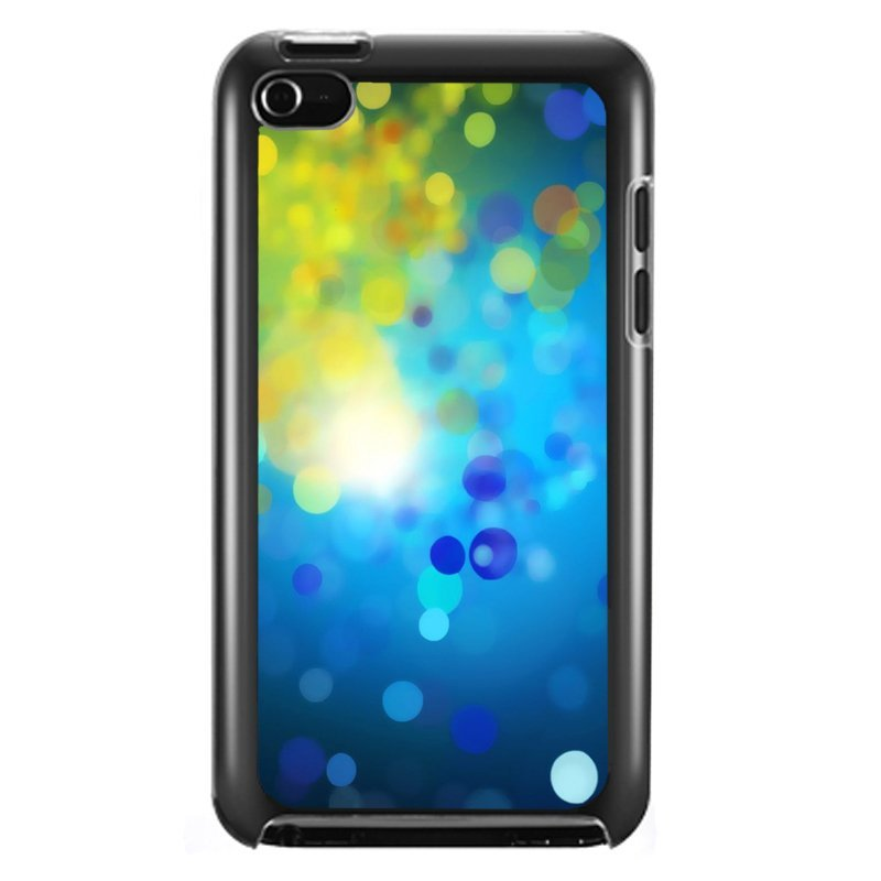 Y&M Aestheticism Bubble iPod Touch 4 Phone Cover (Multicolor)